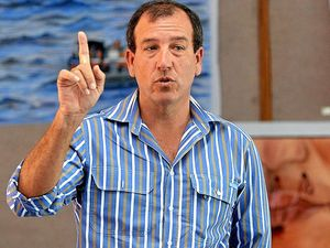 Mal Brough's battle against the entitlement mentality
