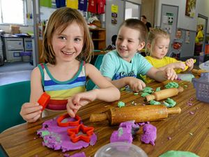 Kindy celebrates golden years