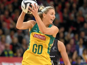 Clare McMeniman goes out a Diamonds winner