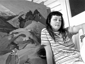 Emily's portrait of a landscape