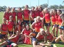 THE MACKAY Crows have overcome Eagles and Wildcats in thrilling battles at State Champs.