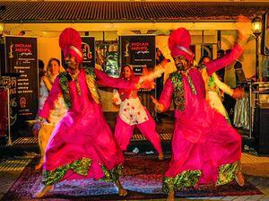 Culture feast brightens city