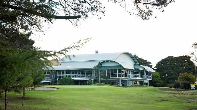 Gympie Golf course.