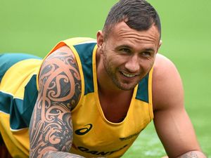 Cooper benched for trip to Wallabies' graveyard