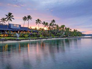 Luxury escape to Fiji
