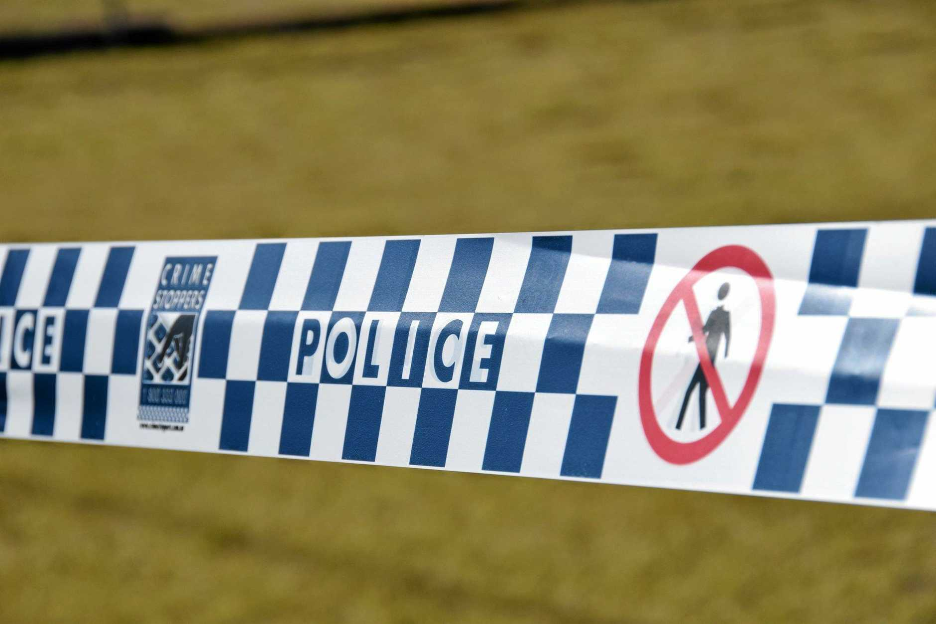 Police have fished three teens out of a Coast waterway and charged them over the theft of a white ute.