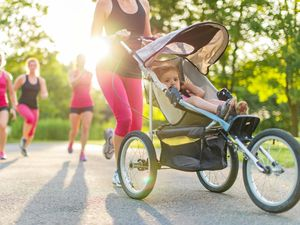 How busy parents can squeeze in a workout