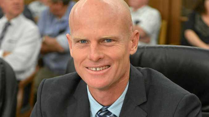 Councillor Glen Hartwig.