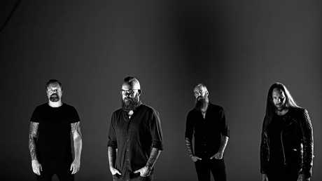 In Flames album to be released in November.  Photo Contributed