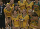 Diamonds win series against Silver Ferns