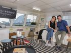 In a world first, IKEA Australia has taken over an iconic Sydney ferry and transformed it into The IKEA Harbour Home.