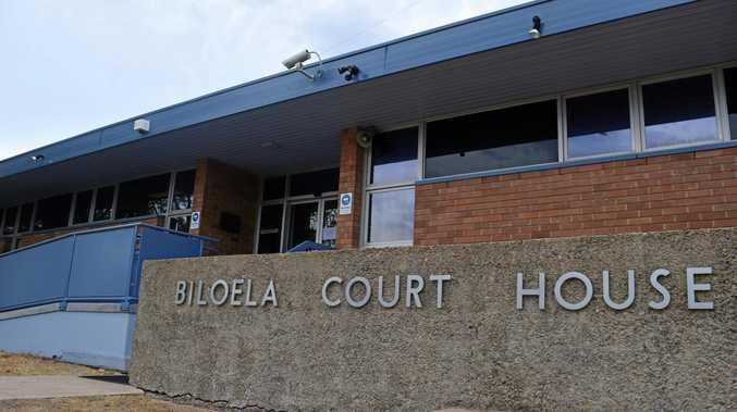 Biloela Court House.