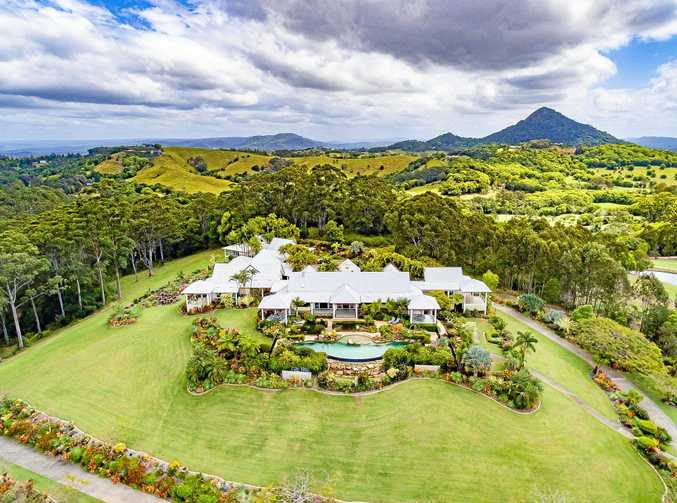 SPECIAL PLACE: The Cintamani estate is going to tender, marketed by Tom Offermann Real Estate.