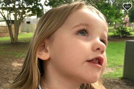 Not yet 3 years old, little Francesca has been diagnosed with a very aggressive form of leukaemia called Acute Myeloid Luekemea (AML)