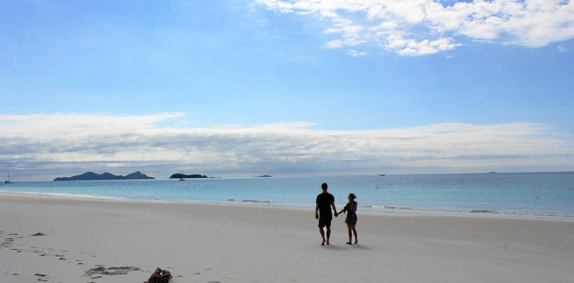 A WEEKLONG operation in the Whitsundays has revealed seven of ten tourism operators were non-compliant with the Environmental Protection Act.