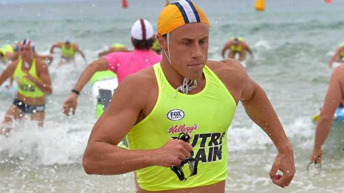 ROUND ONE WINNER: Matt Bevilacqua produced an eye-catching display to win the Ironman Series opener.