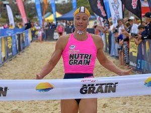 Clock ticking for Creedy, who craves ironwoman series title