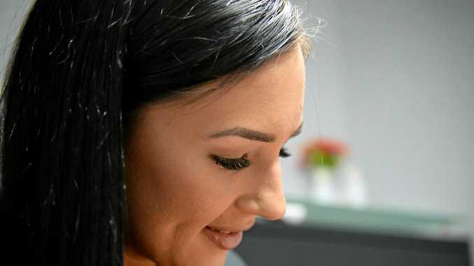 BEAUTY SCHOOL: Morning Bulletin online poll winner Laken Chin-Poy was voted the top beautician in Rockhampton.