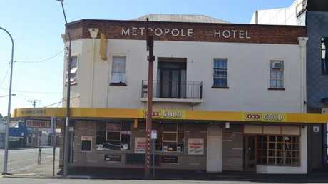 The Metropole is on the market.