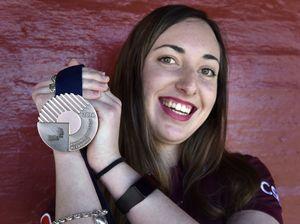Samantha wins bronze