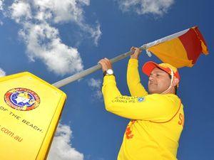 Club captain enjoys surf lifesaving's friendly appeal