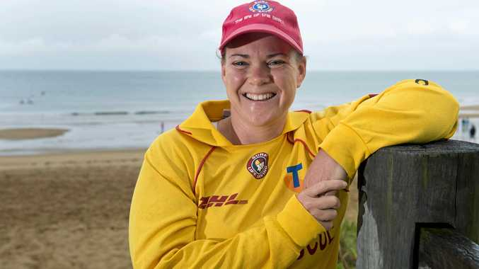 Nicole Lowe is helping to raise money in this year's Surf Safe Appeal.