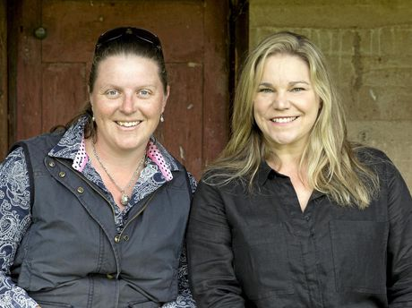 What Does a Farmer Look Like? founders Kim Storey and Cassie Gates will work for 12 months on their project.