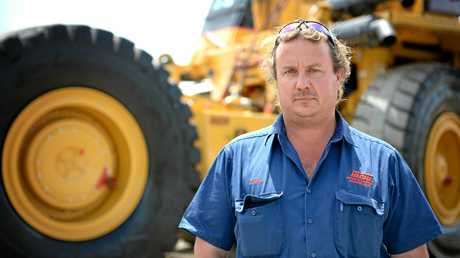 Mining Equipment Maintenance director Paul Waardyk is disgusted by his local MP Bill Byrne's lack of advocacy.
