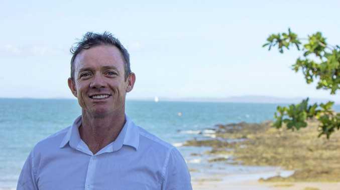 Livingstone Shire Councillor Adam Belot