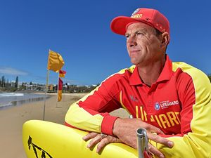Alex Headland lifeguard named best of the best