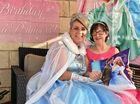 Alison's dream to meet real-life Cinderella comes true