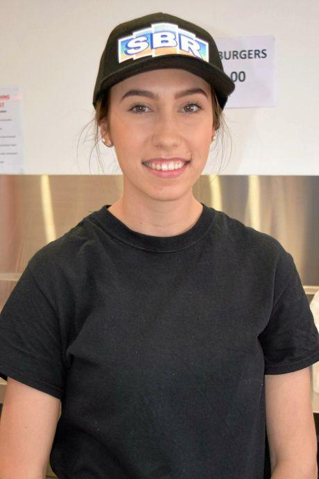 Kristen Barnicoat, Yeppoon.
