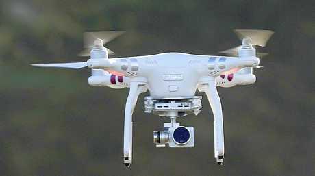 Drone Phantom.