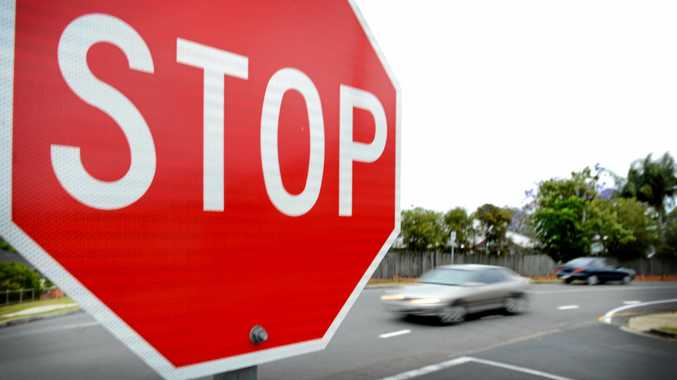 A letter writer warns of the consequences of failing to stop at a stop sign.