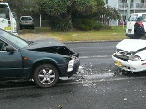 Police investigate head-on collision