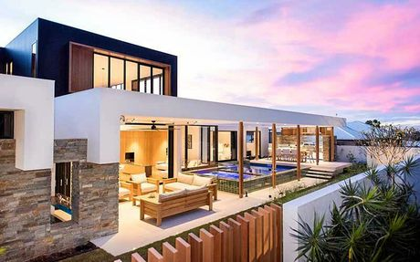 Mark Winter Constructions won Individual Home $751,000 - $1.25 million at the State Housing and Construction Awards.