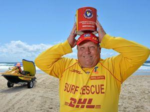 Brave Dave finds saving lives appealing