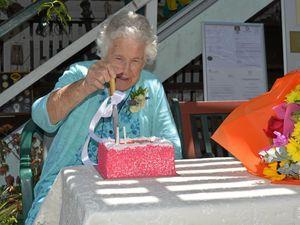 Dorothy celebrates a colourful century