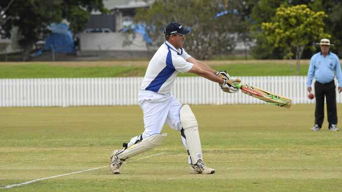 Harwood opener Daryl Simmons helped get his team off to a good start against Iluka/Brushgrove at Harwood Oval.