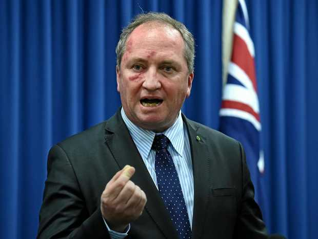 Wilmar representatives met with Deputy Prime Minister Barnaby Joyce and Federal Member for Dawson George Christensen in Canberra on Tuesday.