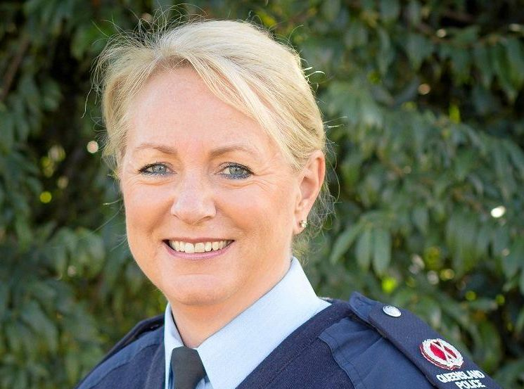 Acting Assistant Commissioner Debbie Platz has been awarded the International Association of Women Police's Officer of the Year award.