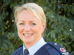 Top cop fights for more women in force