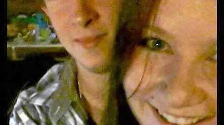 Dann Jenkins and his girlfriend Petrone White.