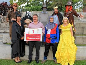 Christmas in Cooroy adds extra yuletide cheer