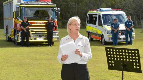 Member for Bundaberg Leanne Donaldson has apologised for not paying her rates.