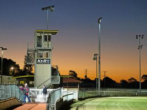 Clifford Park gears for busy race week