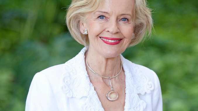 MAKING CHANGE: Dame Quentin Bryce will attend a breakfast in Rockhamtpon to help tackle the issue of domestic violence
