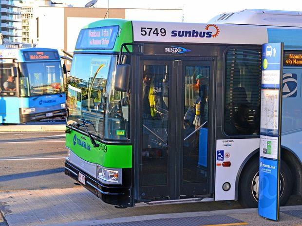 ON THE BUSES: Transport Minister Stirling Hinchliffe has announced improvements to bus services to the new hospital precinct at Kawana as well as Nambour and surrounds.