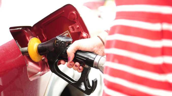 EASTER PRICE HIKE: No relief for motorists in CQ this weekend as petrol prices among some of the highest in Queensland.