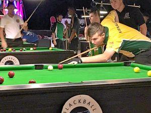 Blackball stars return from Ireland better players